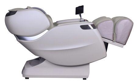 L-Shape 4D Massagesessel