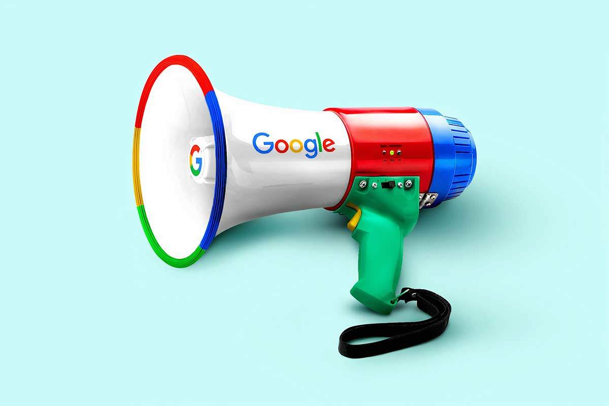 Google Megaphon